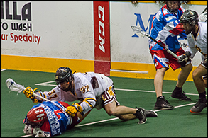 July 23 2015 versus Brooklin Redmen