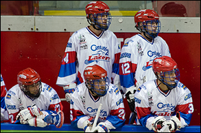 June 10 2015 versus Brooklin Redmen