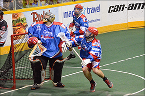 June 2 2016 versus Brooklin Redmen