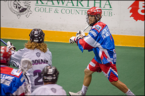 June 25 2015 versus Kitchener-Waterloo Kodiaks