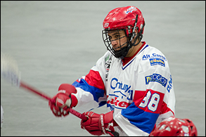 June 6 2015 versus Brooklin Redmen